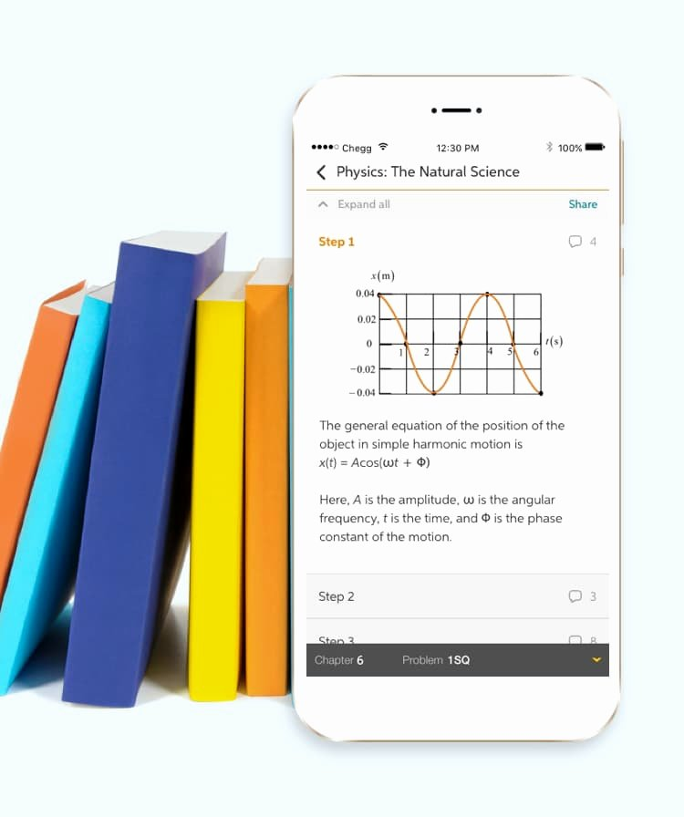 Integrated Physics and Chemistry Answers Awesome Get Homework Help with Chegg Study