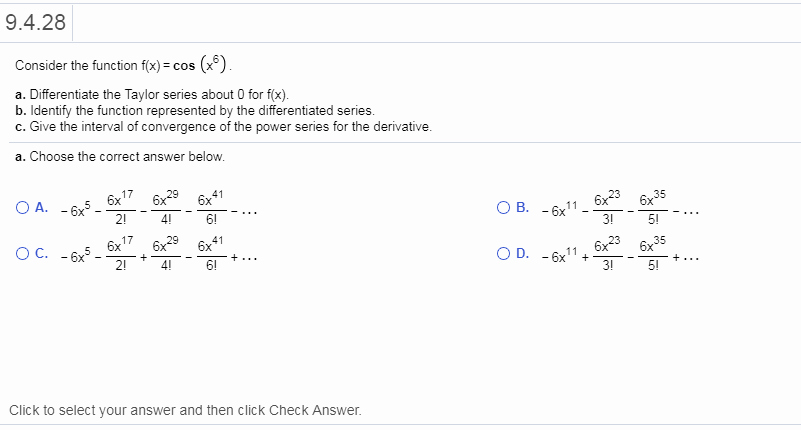 Integrated Physics and Chemistry Answers Beautiful Answered 9 4 28consider the Function F X Cos…