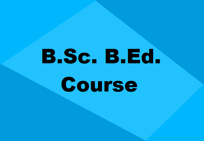 Integrated Physics and Chemistry Answers Inspirational B Sc B Ed Integrated Course Details Scope Syllabus