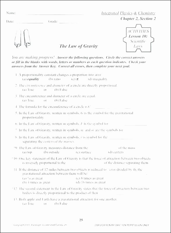 integrated physics and chemistry worksheets the best answers activities grade academic science worksheet glencoe