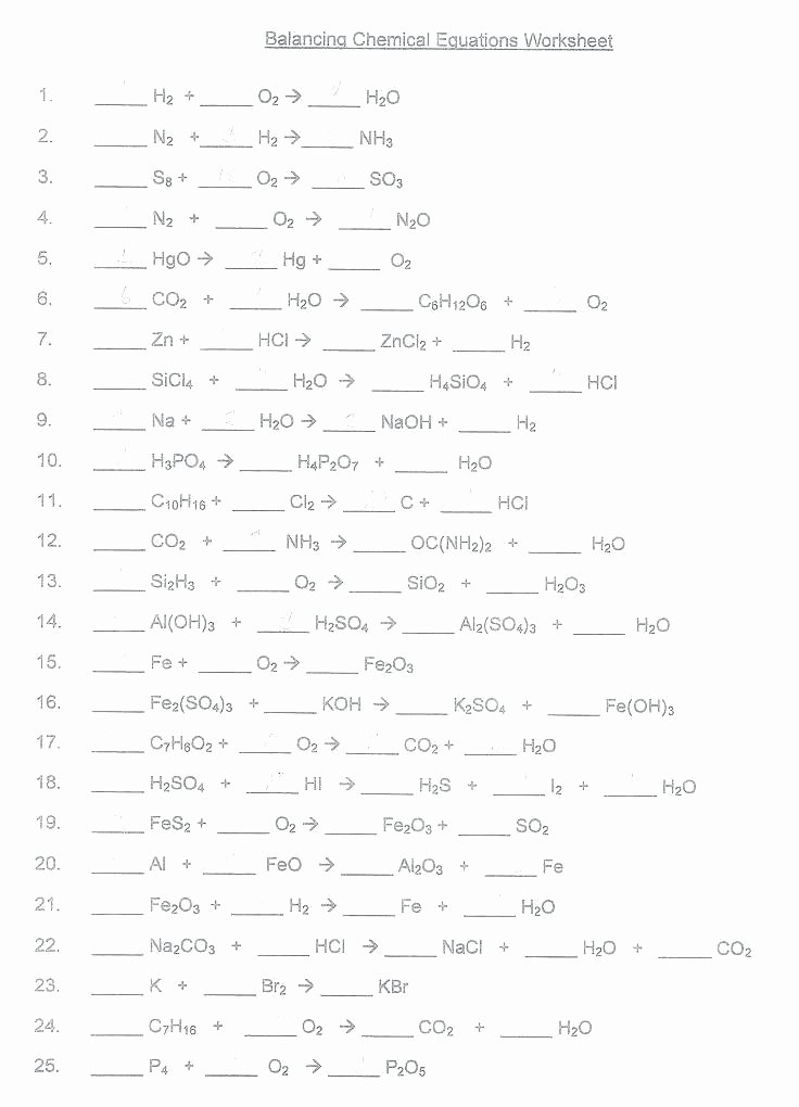 Integrated Physics and Chemistry Worksheets Luxury Middle School Chemistry Worksheets Science A Level with
