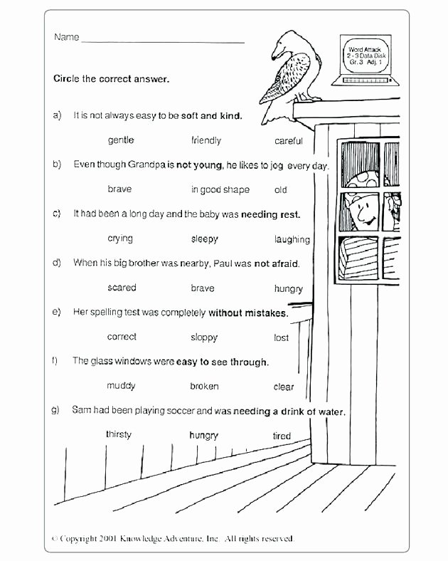 Interjection Worksheet Pdf High School Vocabulary Worksheets Pdf