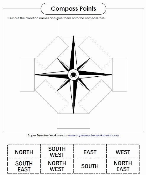 Intermediate Directions Worksheet Angie Vangieson Avangieson On Pinterest
