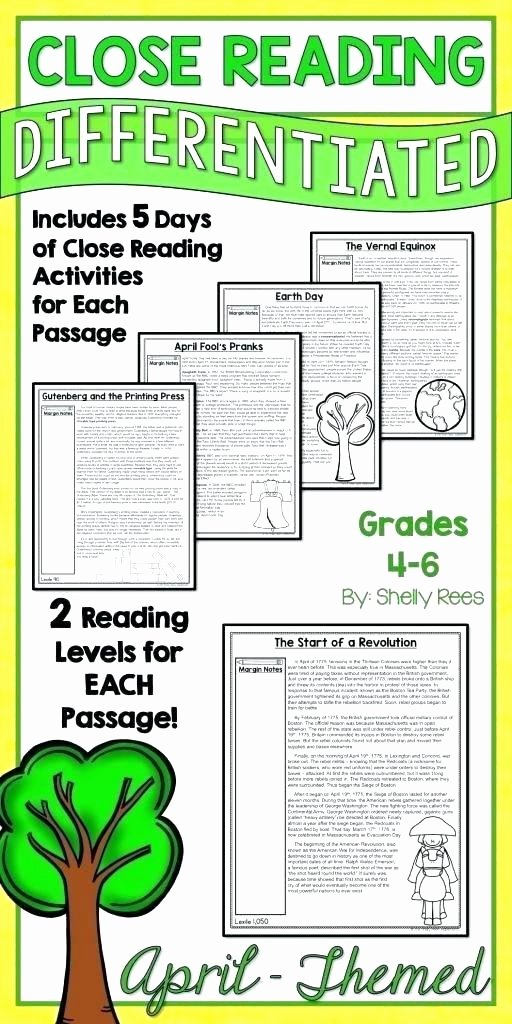 Intermediate Directions Worksheet Worksheet for Grade 3 5 Poem Prehension Worksheets Esl