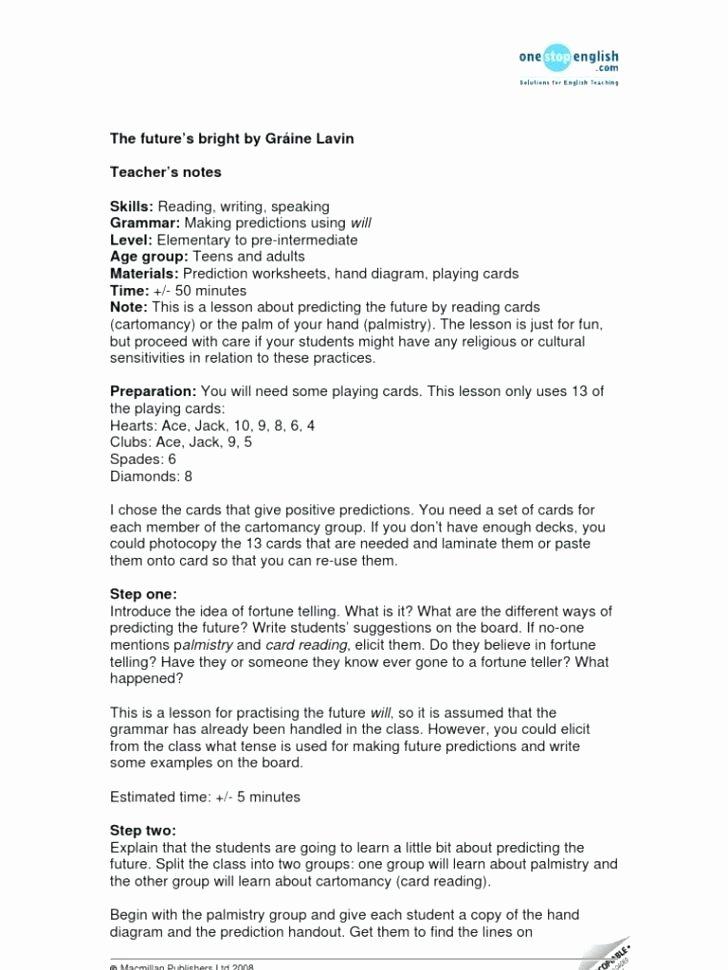 Intermediate Spanish Worksheets Fresh Making Predictions Worksheets 4th Grade