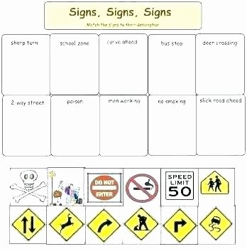 Internet Safety Worksheets Printable Bus Safety Worksheets