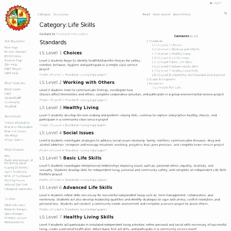 Interpersonal Communication Worksheets Worksheets Life Skills Transition Career for Middle School
