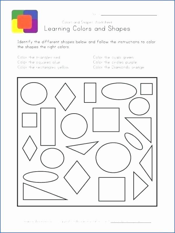 Irregular Shapes Worksheet Learning Shapes Worksheets
