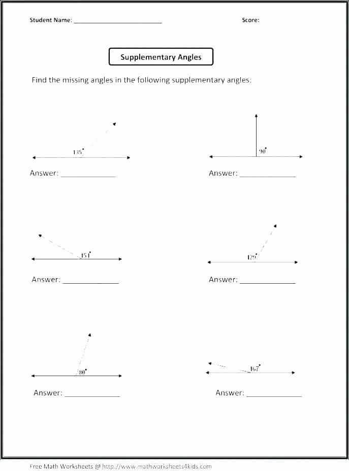 Irregular Shapes Worksheet Maths Geometry Year 6 Grade Worksheets Math Angles Po