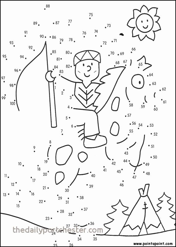 Japanese for Kids Worksheets 14 Awesome Dot to Dot Coloring Pages
