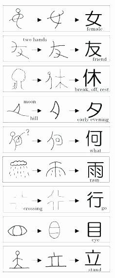Japanese for Kids Worksheets Japanese Language Worksheets