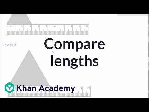 Khan Academy Worksheets Best Of Paring Lengths Measurement and Data Early Math