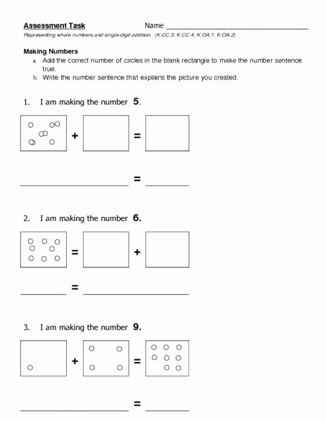 Kindergarten Addition Word Problems Worksheets Algebra Word Problems Worksheets High School Main Ideas 5oa3