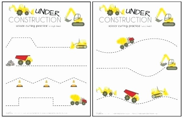 Kindergarten Cut and Paste Worksheets Falling Leaves Cutting Practice More Kindergarten Worksheets