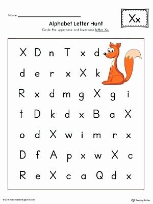 Kindergarten Lowercase Letters Worksheets Tracing Alphabet Letters for Kindergarten