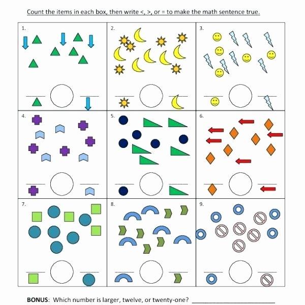 Kindergarten Math sorting Worksheets Math Worksheets Dividing Decimals