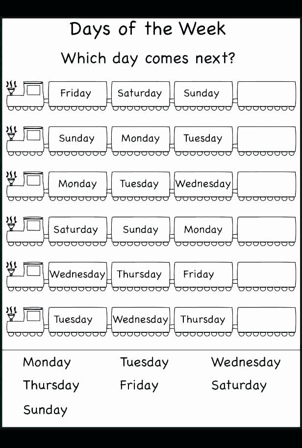 Kindergarten Number Line Worksheets Free Kindergarten Math Worksheets