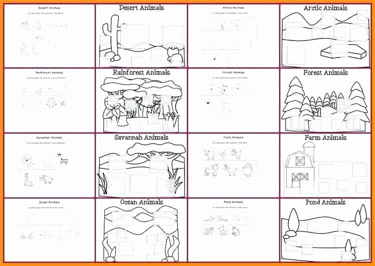 Kindergarten Ocean Worksheets Rainforest Worksheets for Kindergarten Poison Arrow Frog and