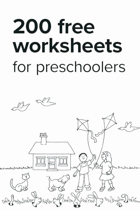 Kindergarten Science Worksheets Free Preschool Science Worksheets Works Math Free Kindergarten