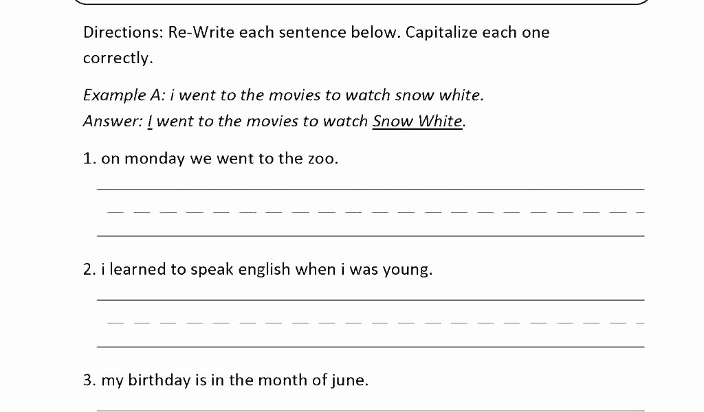 Kindergarten Sentence Starters Elegant Writing Starters Writing Worksheet for Grades 2 3 Free Grade