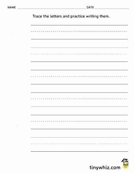 Kindergarten Sentence Writing Practice Worksheets Free Printable Sentence Writing Worksheets Building