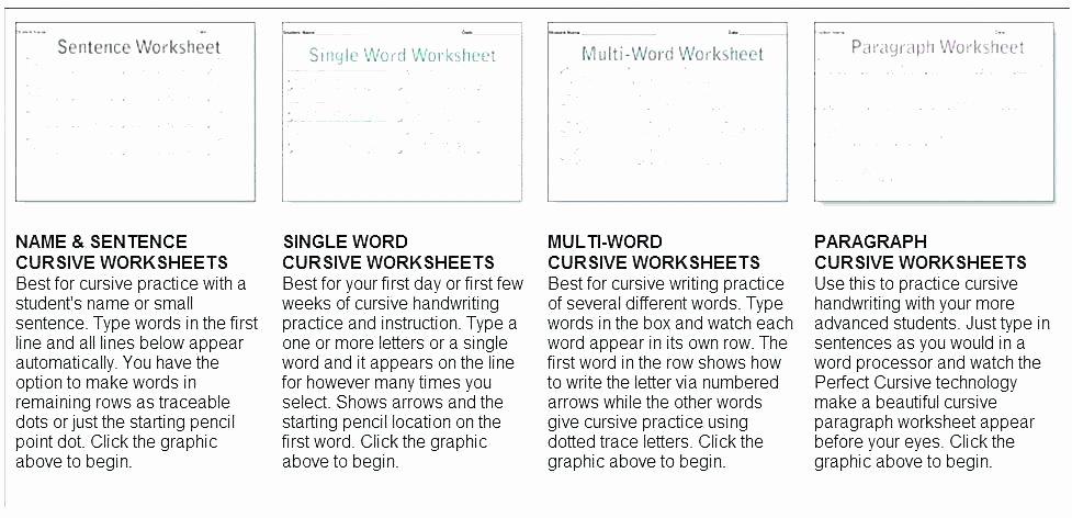 Kindergarten Sentence Writing Practice Worksheets Handwriting Practice Worksheets Small Free for Kindergarten