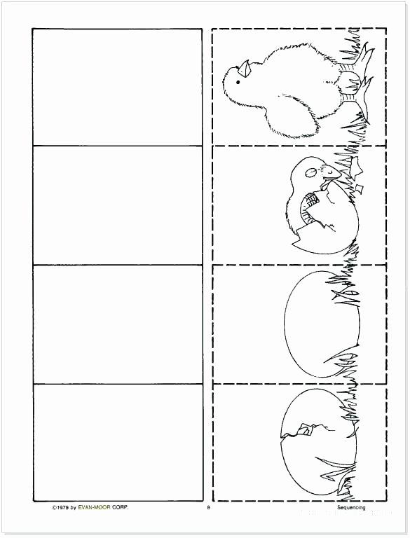 Kindergarten Sequence Worksheets Sequencing Worksheets 5th Grade