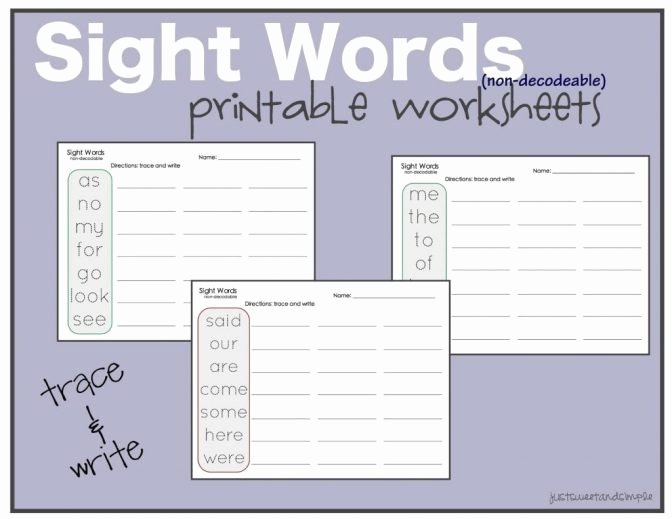 Kindergarten Sight Words Worksheets Pdf Elegant Fry Sight Words Kindergarten Kindergarten Sight Word