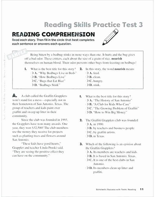 Kindergarten social Studies Worksheets Civil Rights Movement Reading Prehension Worksheets