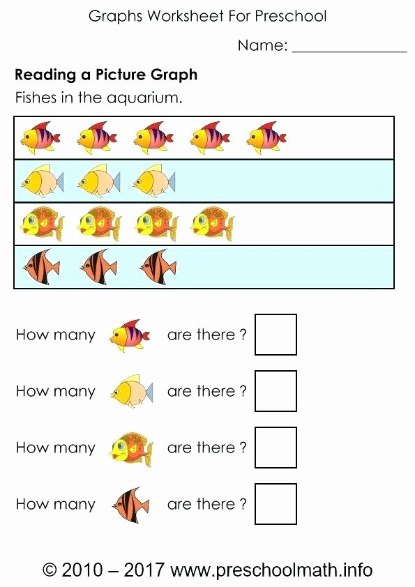 Kindergarten Tally Mark Worksheets Preschool Graphing Worksheets