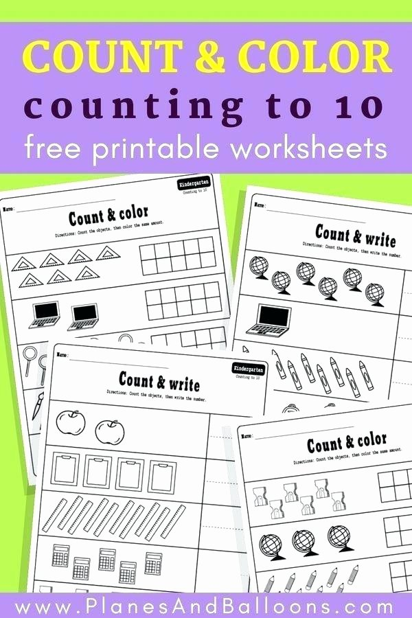 Kindergarten Tally Mark Worksheets Preschool Math Worksheets Pdf Free – Makinterests