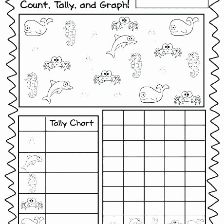 Kindergarten Tally Mark Worksheets Tally Chart Worksheets – Bobcatsheet