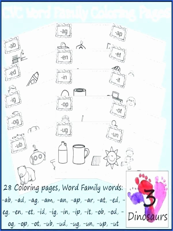 Kindergarten Worksheets Cut and Paste Free Printable Cut and Paste Rhyming Worksheets for