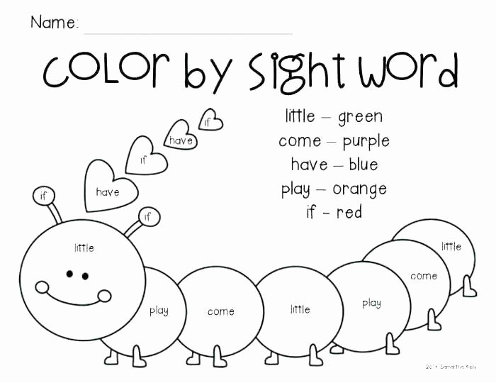 Kindergarten Worksheets Cut and Paste Sight Word Worksheets 650 501 Cut and Paste Sentences