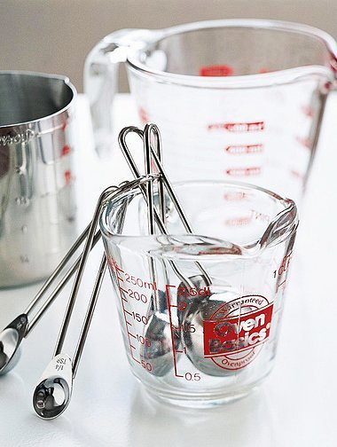 Kitchen Math Measuring Answers How to Convert Liquid Measurements