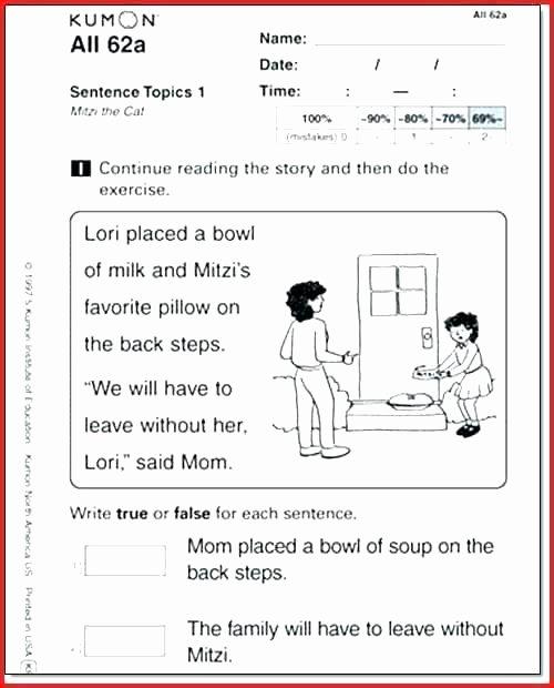 Kumon Maths Worksheets Printable Kumon Math Worksheets Online Free