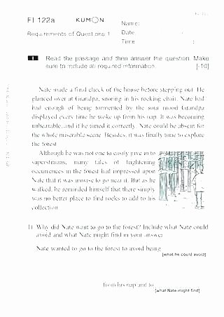 Kumon Printable Worksheets Free Printable Worksheets and Free Reading La Grade 1 Download