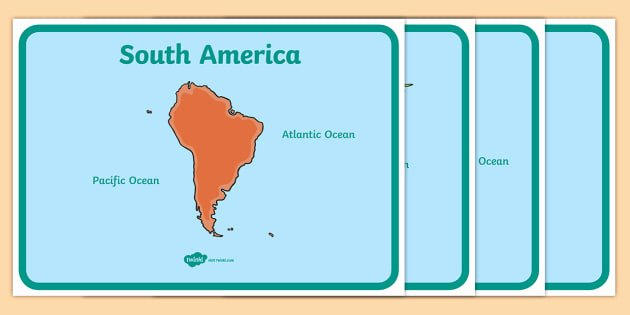 Label Continents and Oceans Printable Countries and Continents Display Primary Resources Places