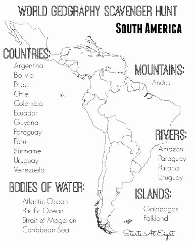 Label Continents and Oceans Worksheets Geography Worksheets 3rd Grade – Primalvape