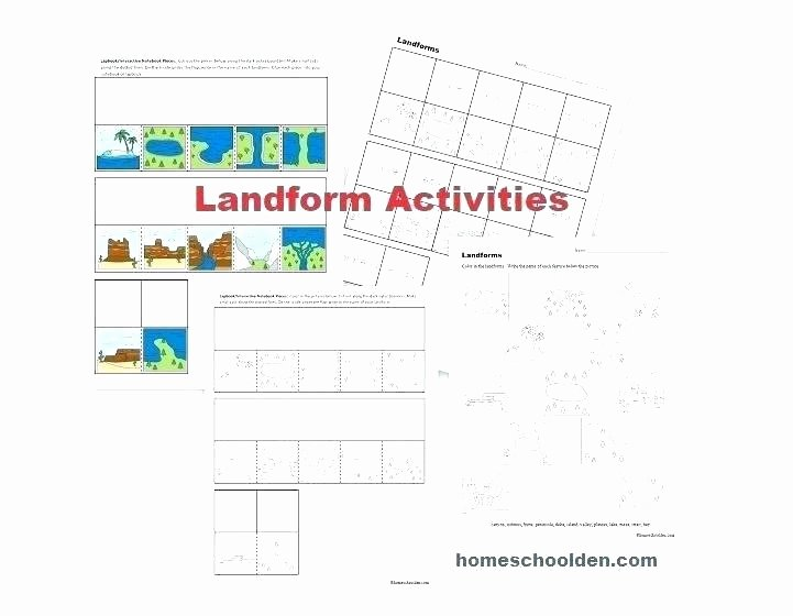 Landforms Worksheet for Kindergarten Bo S Water Worksheets Fresh Vehicle Worksheet for Kids