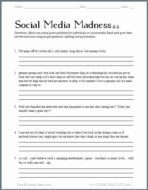 Language Arts Worksheets 8th Grade 8th Grade Writing Worksheets – Katyphotoart