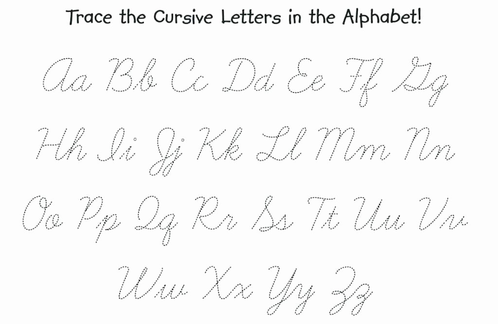 Learn Calligraphy Worksheets Best Cursive Handwriting Tracing Sheets Download Writing