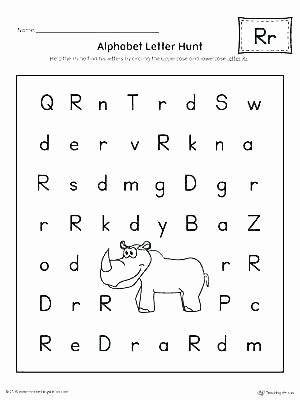 Letter and Number Tracing Worksheets Montessori Writing Worksheets C for Preschool Letters