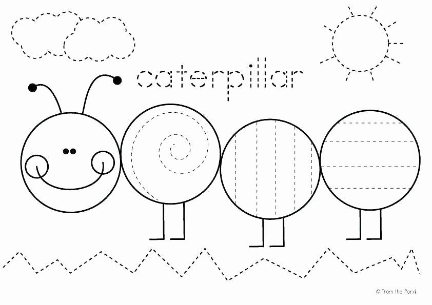 Letter D Worksheet Preschool Kids Alphabet Worksheets for Preschool Letter D Say Tracing