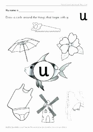 Letter F Worksheets for toddlers Awesome Learning Letters Worksheet Letter U Worksheets for