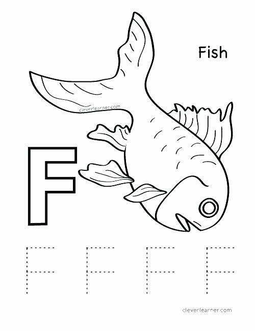 Letter F Worksheets for toddlers Awesome Letter F Worksheets for Kindergarten