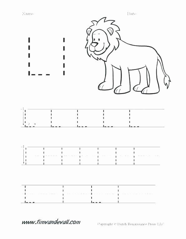 Letter G Tracing Worksheet Letter G Tracing Worksheets Preschool