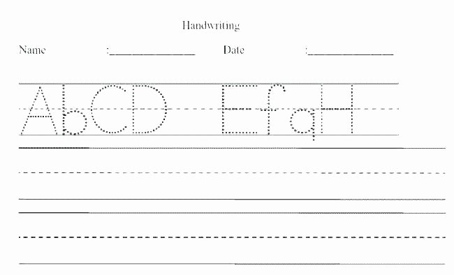 Letter G Tracing Worksheets Preschool Letter B Tracing Worksheets for Preschool