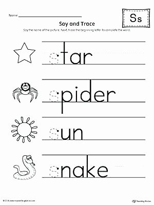 Letter G Tracing Worksheets Preschool Letter S Preschool Worksheet Worksheets Free Printable G