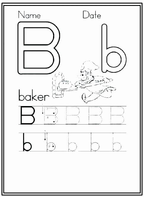 Letter H Traceable Worksheets Handwriting Worksheets for Preschool Name Free Printable